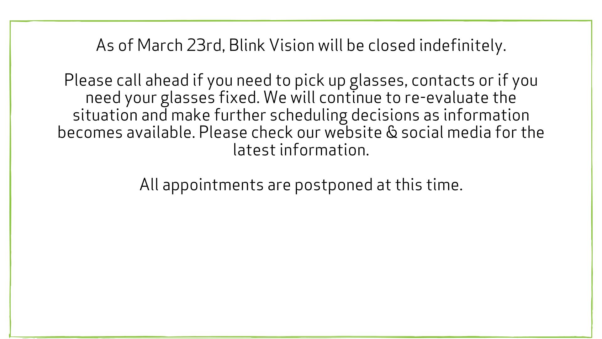 Blink_COVIDCLOSURE_WebsiteUpdatedMarch23